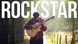 download musica Post Malone feat 21 Savage - Rockstar - Fingerstyle Guitar Cover