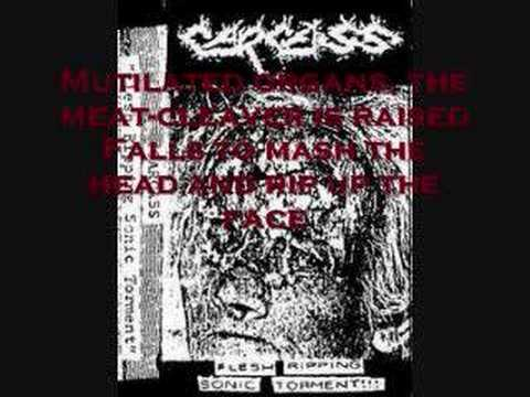 Carcass - Necro-Cannibal Bloodfeast
