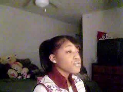 Me Singing Celine Dion- Goodbye's The Saddest Word video