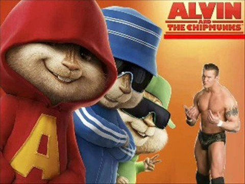 Alvin & The Chipmunks Wwe Themes: Randy Orton (new Version) video