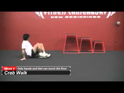 Workout Of The Week - Week 2