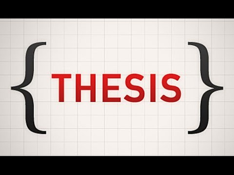 Essay Lab Thesis