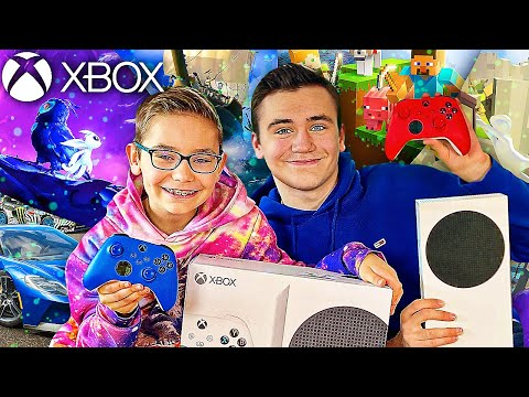 ON TESTE LES JEUX DE LA NOUVELLE XBOX ! (Game Pass Ultimate)