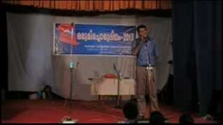 Mimicry of malayalam actors by Dhaneesh and Rajesh