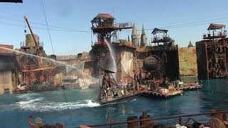 Water World - Universal Studios 2018