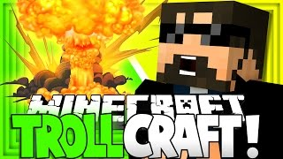 Minecraft: TROLL CRAFT | ARMAGEDDON TROLL?! [23]