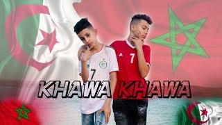 SNAIK FT ADAM MONY - KHAWA KHAWA PROD.BY: ARAGON MUSIC