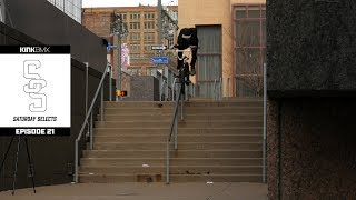 Dan Coller Titan Promo Raw Clips Part 2 - Ep. 21 Kink BMX Saturday Selects