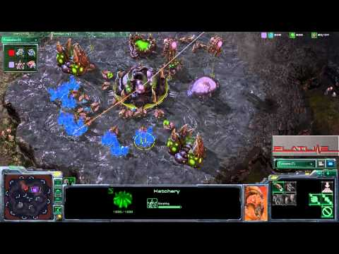 Ro8 Game 1 Woobowiz ZvrT outer Tectonic Rift