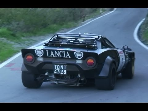 Best of rally 2013 [HD] Show e pure sound historic rallye cars
