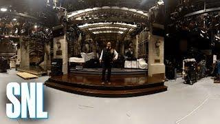Charles Barkley's 360° Tour of Studio 8H - SNL