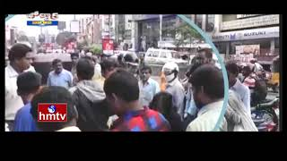 Women Attack Boys in Himayat Nagar  | Jordar News