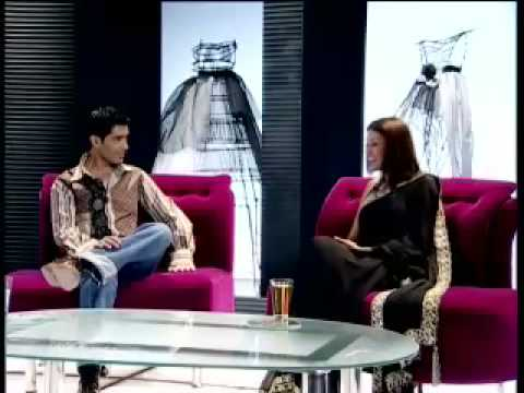 Manish Malhotra Show Dyna Hayden Video