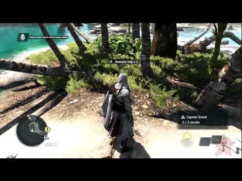 Assassins Creed IV: Treasure 901. 263 Punta Guarico