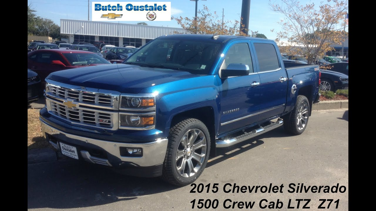 2015 Chevy Silverado Z71 Single Cab