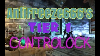 HearthPWN D3CK Sp0tl!ght: AntiFreeze666's (WitchWood) Tier 1 Controlock! [S49]