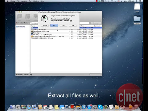 Zipeg - Open .RAR and .ZIP files on Mac - Download Video Previews