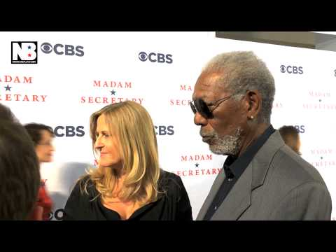 Morgan Freeman: 'Obama Has Been Extraordinary'