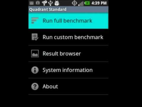 LG L38C Optimus Dynamic Straight Talk Benchmark