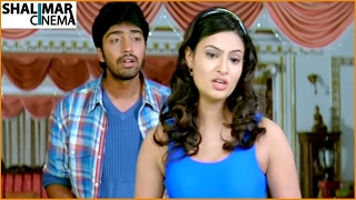 Blade Babji Telugu  Movie || Allari Naresh ,Sayali Bhagat Romantic Scene