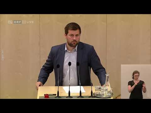 Michael Bernhard (NEOS) zum Umweltfördergesetz