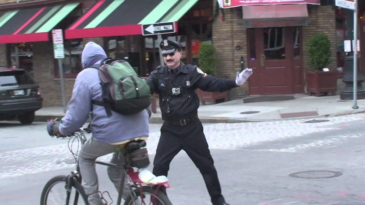 Tony The Dancing Cop Rhode Island