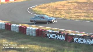 Video 2: KE70 BEAMS Drift