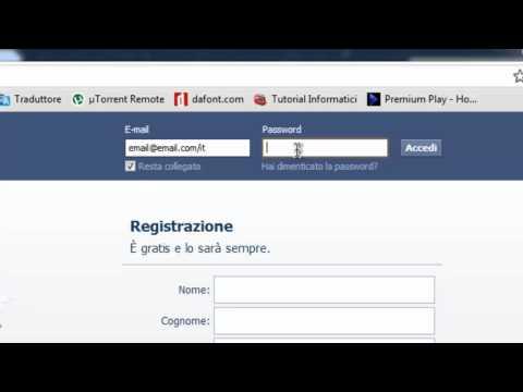 [GUIDA - ITA] trovare la password di facebook