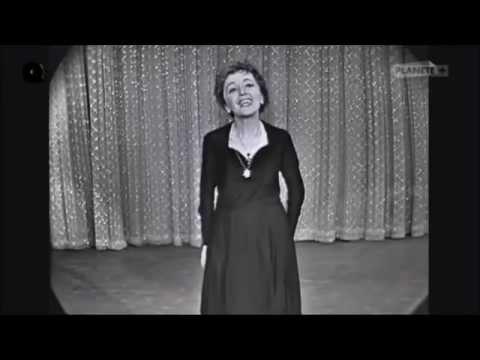 Эдит Пиаф - Mon Manege A Moi