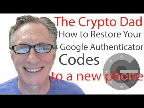 Google Authenticator New Phone Restore (Step-by-Step)