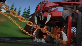 Lego 70316 | JESTRO'S EVIL MOBILE | Lego 3D Review