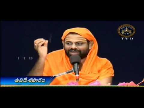 28 Part - Upadesa Saram-Sri Paripoornananda Saraswati Swami pravachanam