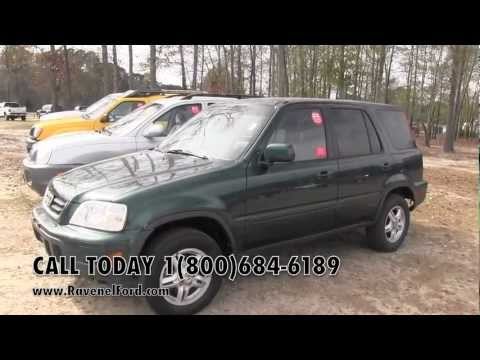 2000 HONDA CR-V SE 4WD Review * Charleston SUV Videos * For Sale @ Ravenel Ford