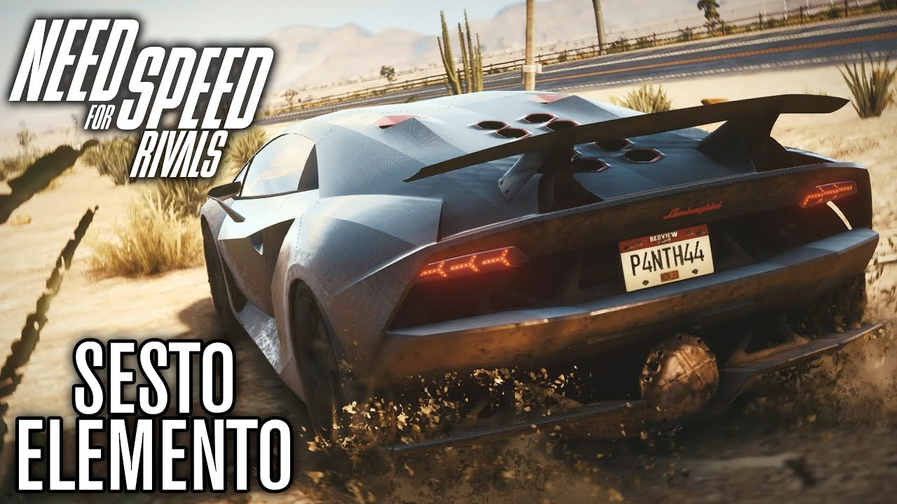Sesto Elemento Need For Speed Rivals Need For Speed Rivals