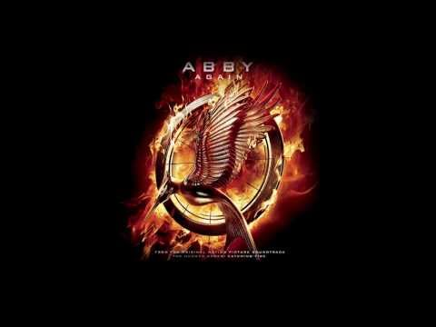 ABBY - Lyricvideo AGAIN - ( The Hunger Games - Catching Fire - OST )