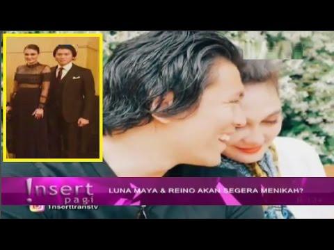 Sudah Tak Kuat Menahan Hasrat, Luna Maya & Reino Akan Segera MENIKAH ~ Gosip Terbaru 8 November 2016
