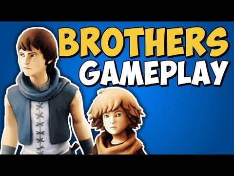 Jogo INOVADOR! Brothers: A tale of Two Sons