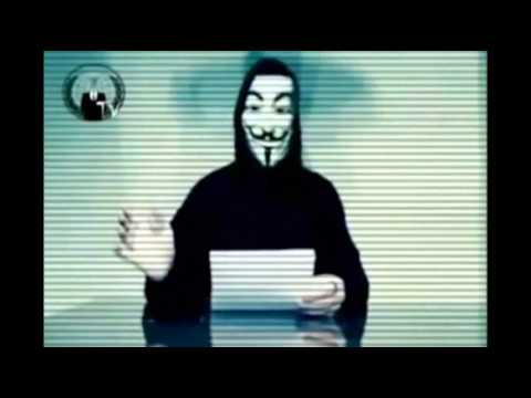 Anonymous Sends Message to Tea Party Radicals in Oregon & Washington