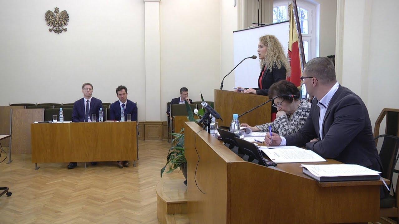 VIII sesja Rady Miejskiej w Świętochłowicach