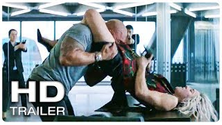 FAST AND FURIOUS 9 Hobbs And Shaw Trailer #4 Official (NEW 2019) The Rock Action Movie HD