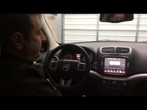 2015 Dodge Journey Crossroad AWD review Tilbury -Windsor -C