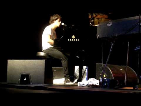 Jamie Cullum - High & Dry / Umbrella / Singin' In The Rain (Melbourne 2010)