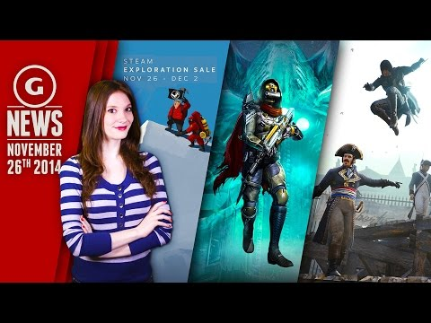 Steam Sale Details & Free Far Cry 4 for AC Unity Owners! - GS Daily News