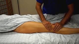 Most Excellent Knee Massage To Treat Knee Pain with Amazing Explanation