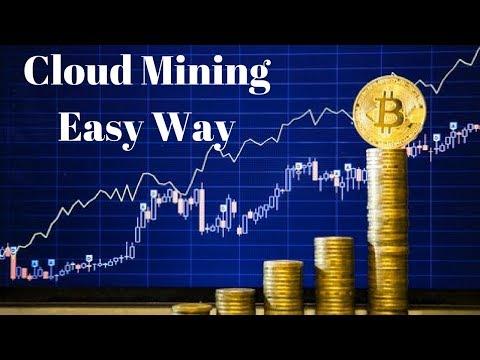 Hashflare Beginners Tutorial - Bitcoin SHA-256 Cloud Mining - Day 1