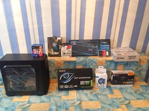 СОБРАЛ НОВЫЙ КОМП - Intel Core i7-7700 (100 FPS GTA 5)