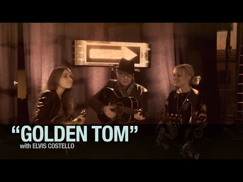 The New Basement Tapes - Golden Tom - Silver Judas