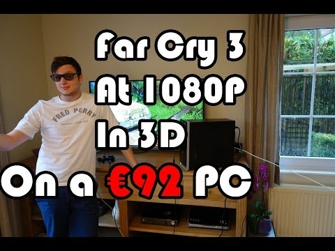 How to build an epic gaming pc for less than €100 / $130 / £75