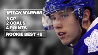 Rookie of the Week: Mitch Marner
