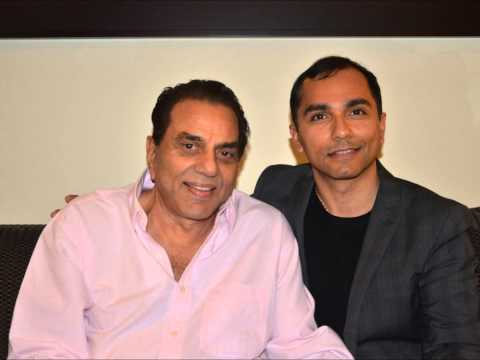 DHARMENDRA Jis Interview On Radio Sur Sangam with Nitin Madan...